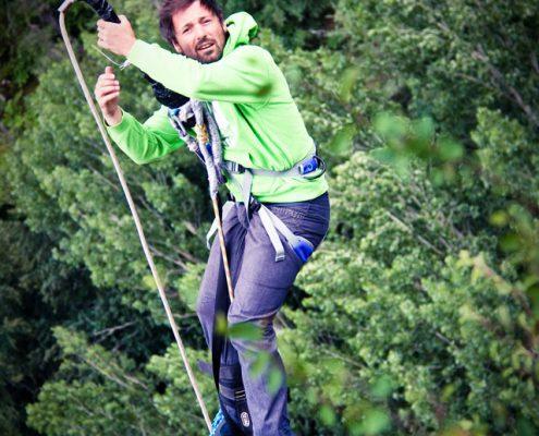 saut elastique lozere millau sports extremes